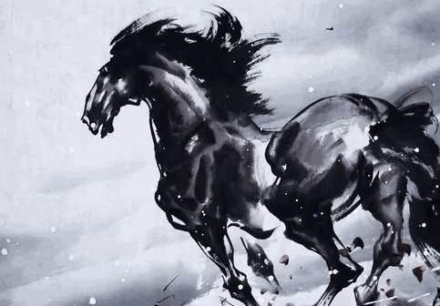 马是怎么排进十二生肖的? 生肖马的传说-生肖马-风水八字同城