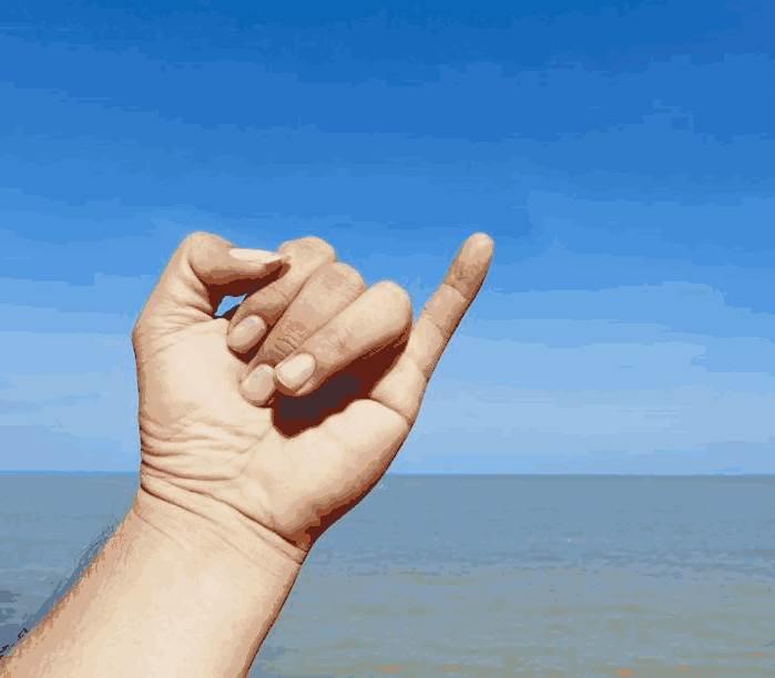 小拇指很短的女人好不好?有些什么特点? -手相算命-风水八字同城网