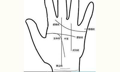 手相算命-各类智慧线纹所代表的运势命理-风水八字同城网