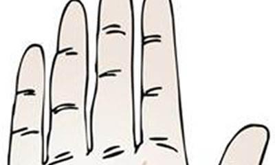 手相算命:三角纹路在手掌的不同位置所代表的涵义-风水八字同城网