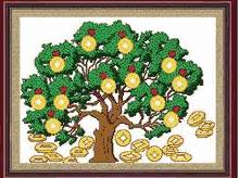 发财树风水-财树下要放钱吗?怎么放才能提升财运?-风水大师-风水八字同城网